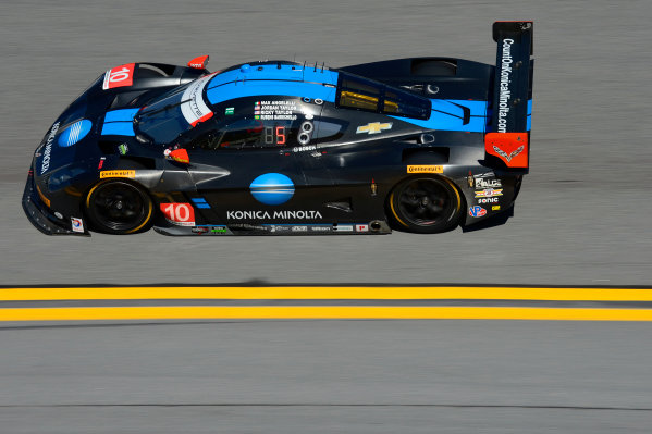 28-31 January, 2016, Daytona Beach, Florida USA 10, Chevrolet, Corvette DP, P, Ricky Taylor, Jordan Taylor, Max Angelelli, Rubens Barrichello ?2016, F. Peirce Williams LAT Photo USA