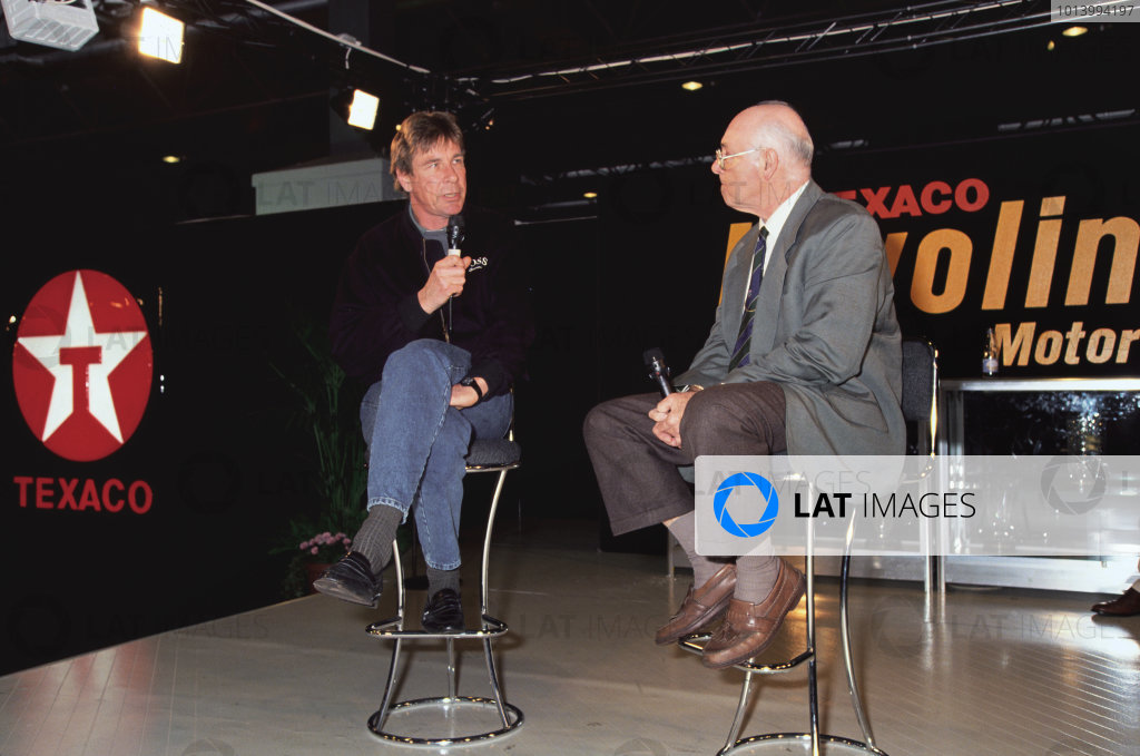 1993 Autosport International Show.
