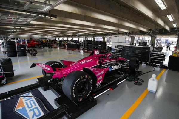 #60: Jack Harvey, Meyer Shank Racing Honda, Crew