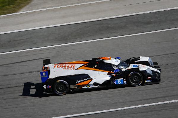 #8 Tower Motorsport by Starworks ORECA LMP2 07, LMP2: Ryan Dalziel, David Heinemeier Hansson, John Farano, Nicolas Lapierre
