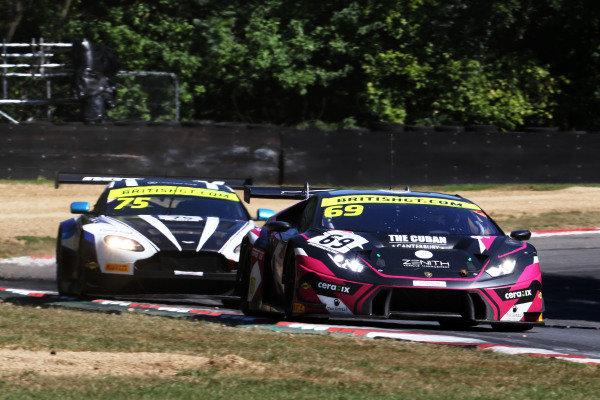 Sam De Haan / Jonny Cocker Barwell Motorsport Lamborghini Huracan GT3