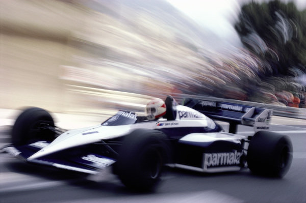 Nelson Piquet, Brabham BT53 BMW.