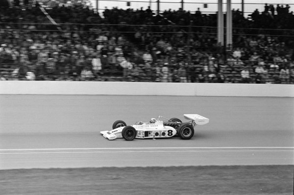 Bobby Unser, All American Racers/Oscar Olson, Eagle 73 Offenhauser.