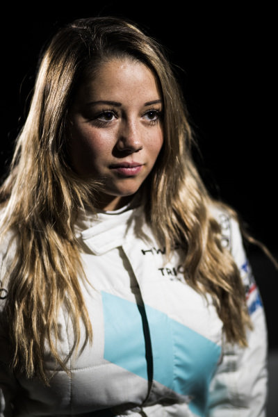 Carrie Schreiner (DUE), HWA Racelab